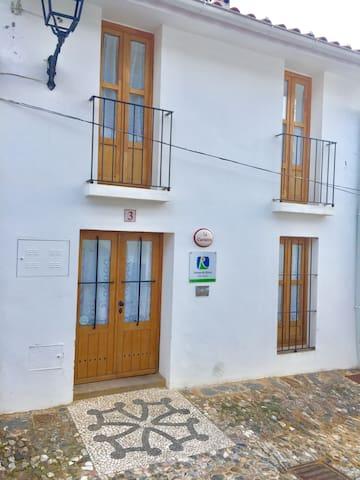 La Cantarera - Linares de la Sierra - Lägenhet