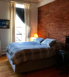 Private Spacious Studio in Downtown Northampton - Northampton - Apartament
