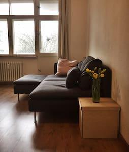 Cozy flat in Prenzlauer Berg with sunny balcony - 柏林