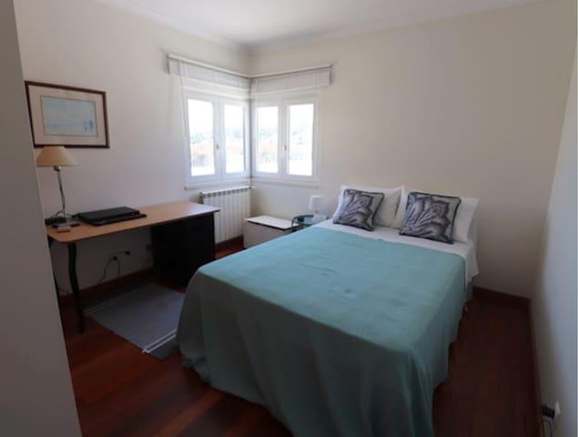 Double bedroom 1 (ground floor)