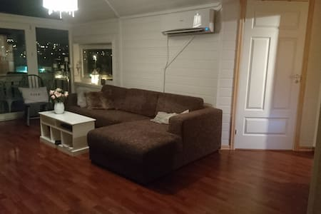 Comfy apartment in the middle of Sogndalsfjøra - Sogndal - Apartamento