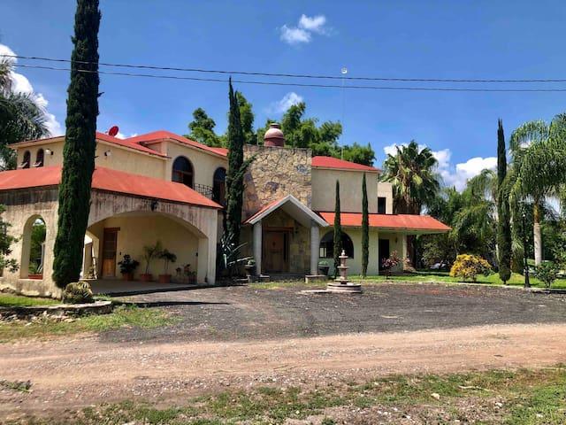 Casa de campo, Huerta Las Palmas