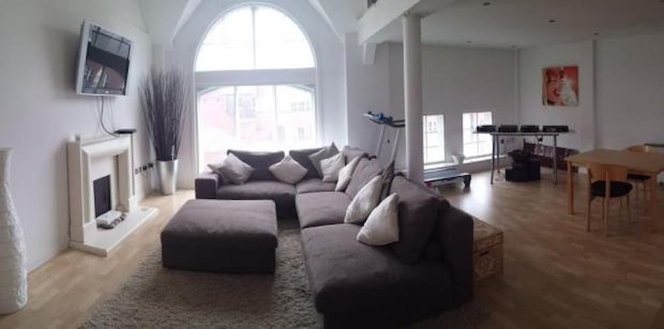 Luxury Penthouse Loft