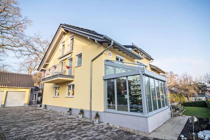 "Cozy Studio Apartment in ""Haus Ruther"" near Thermal Bath with Wi-Fi, Terrace & Garden; Parking Available"