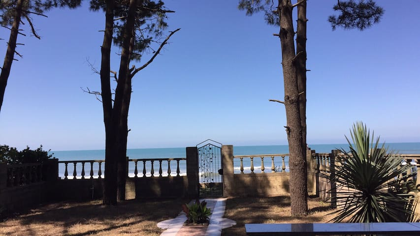 ❤️ Villa Grigoleti direkt am Strand