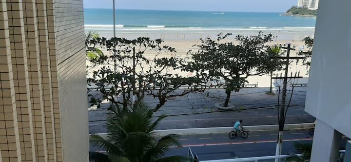 Apartamento com vista para o mar Pitangueiras