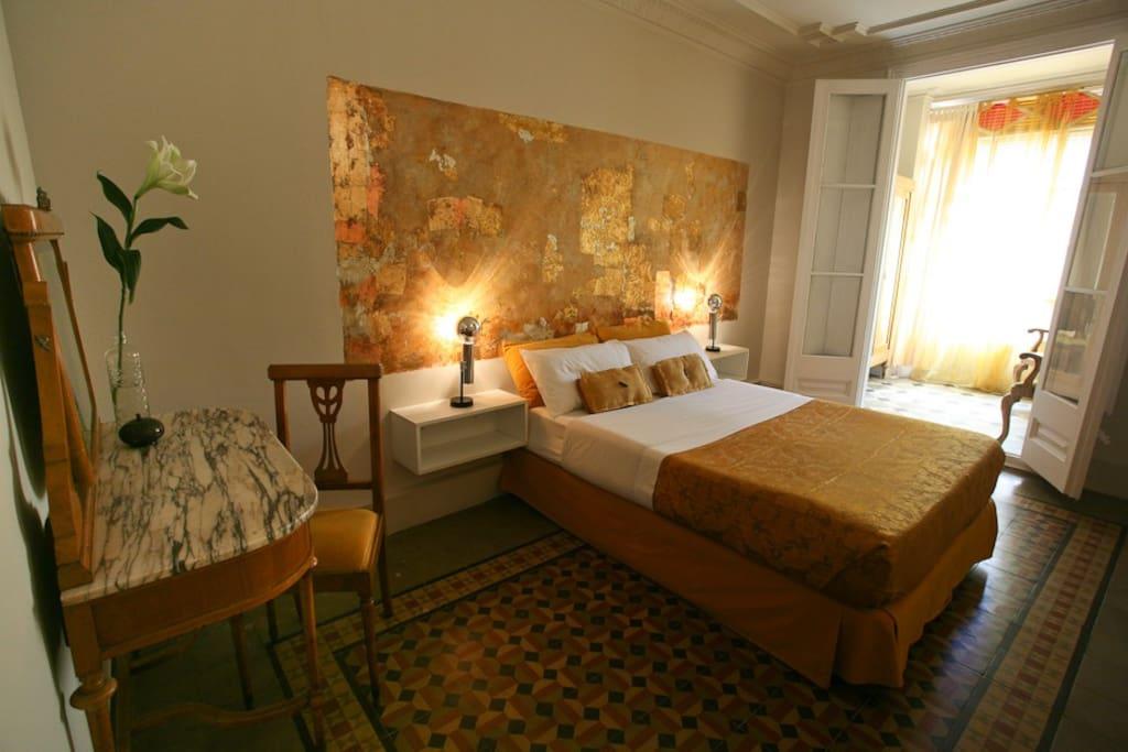 Standard double room en suite