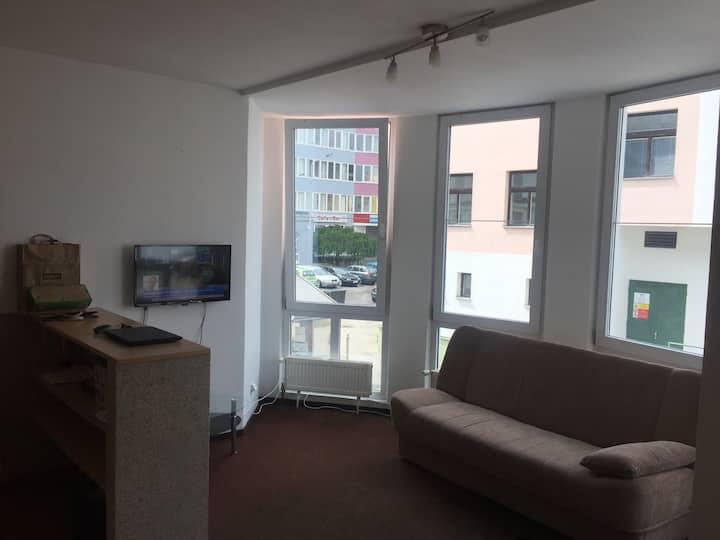 Apartment close to Prague