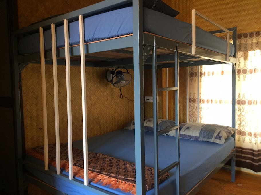 Dormitory Double Beds