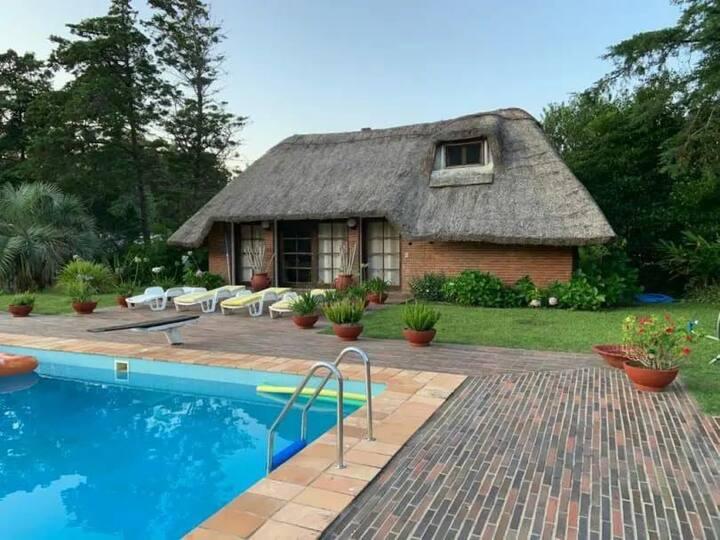Es La Casa Perfecta Para tus Vacaciones