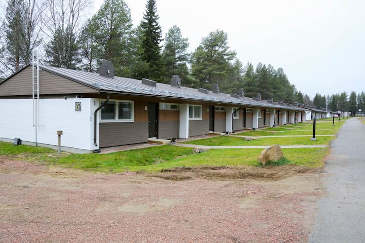 One bedroom apartment in Sodankylä, Siilastie 6 (ID 8532)