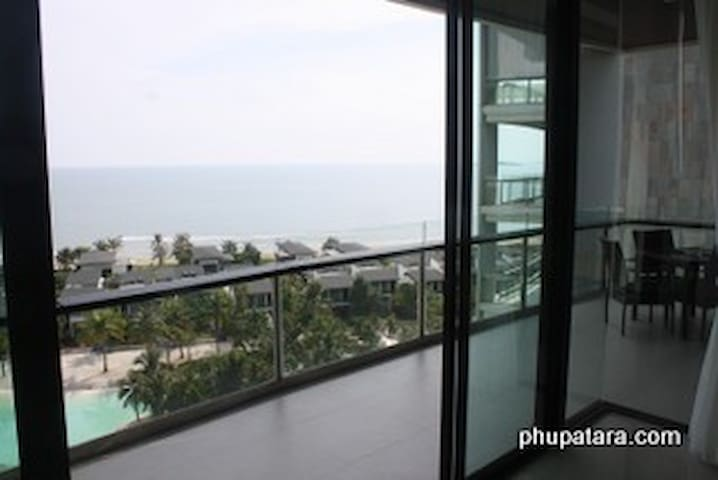 Oceanview 2 Bedrm 10thFl.Condo at Marriott Rayong - Klaeng
