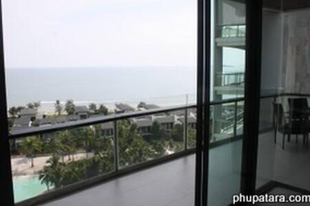 Oceanview 2 Bedrm 10thFl.Condo at Marriott Rayong - Klaeng - Apartament