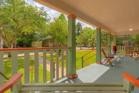1912 Historic 3 Story,  Just steps from Downtown!