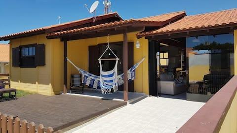 Beach House in Jaguaruna