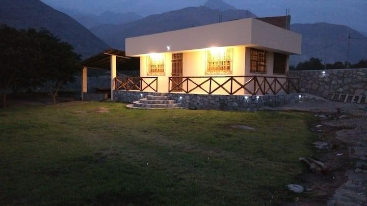 Casa de campo Las Llamitas