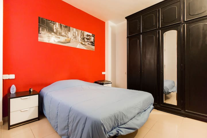 Central Double Room at Parque de la Ciutadella - Barcelona - Apartment