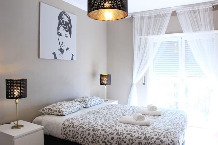 apartamento central ideal para grupos e famílias
