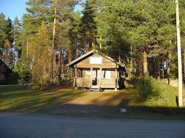 Camping/hiking cabin Anders