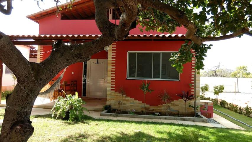 Casa em Canoa Quebrada - Canoa Quebrada - Huis