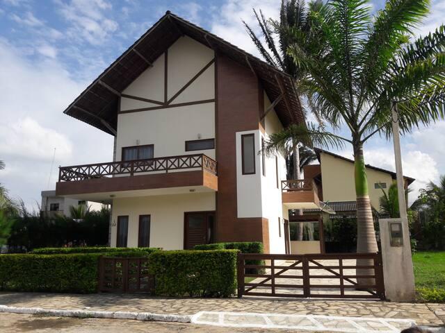 Casa no Cond. Águas da Serra Golf  - Bananeiras