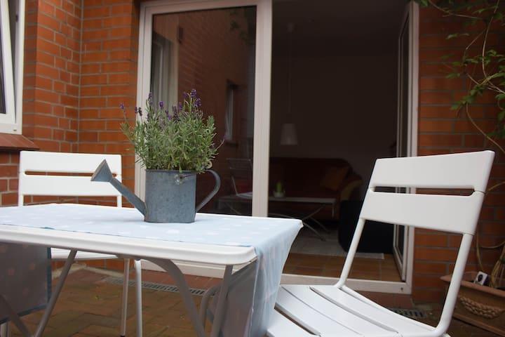 Niedliche Innenstadtwohnung: Stadtflucht Lüneburg
