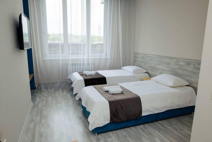7 rooms hotel - улучшенный двухместный номер