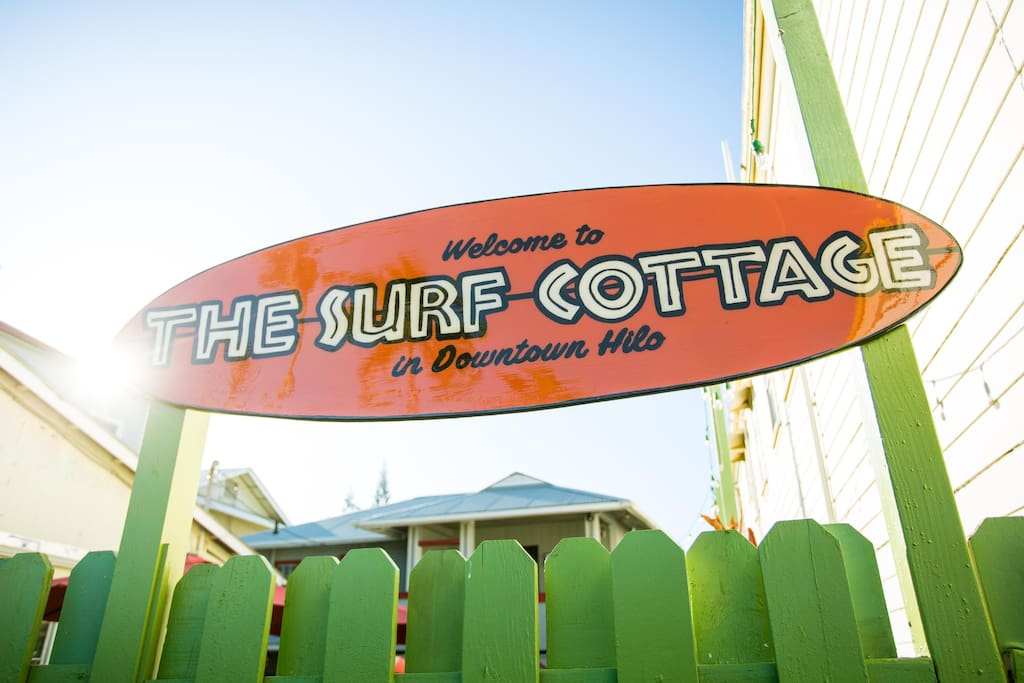 Welcome to The Surf Cottage