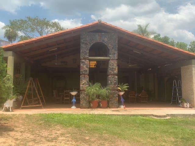 Quinta py'aguapy