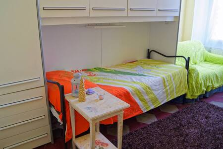 Double Room in Genoa-Pegli - Genoa