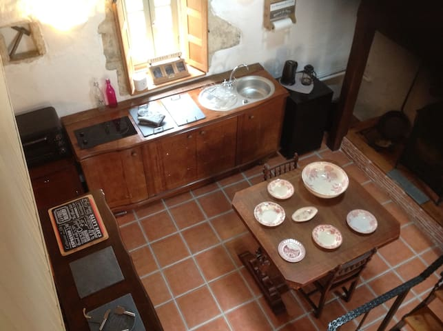 Chez Miouse - Ruffec - Talo