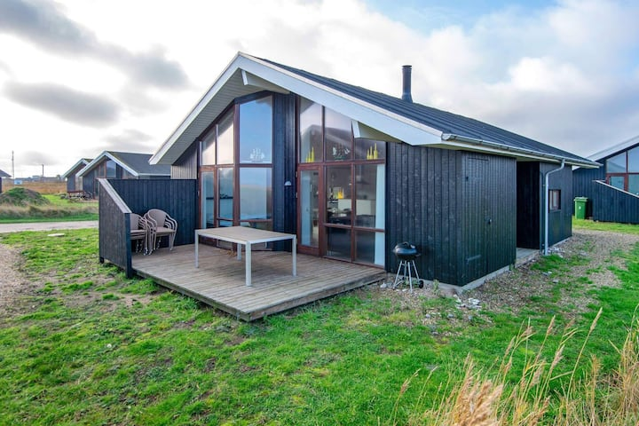 Secluded Holiday Home in Ulfborg with Sauna