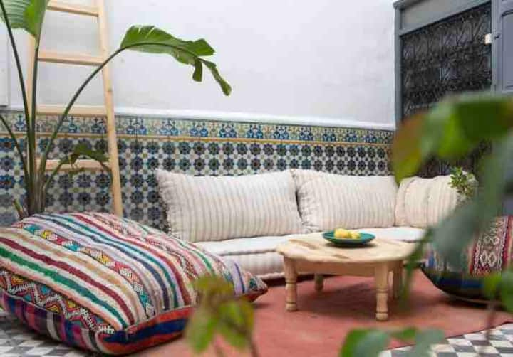 Hostel & Events  Boho 27 Marrakech
