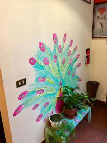 Nadja's painting