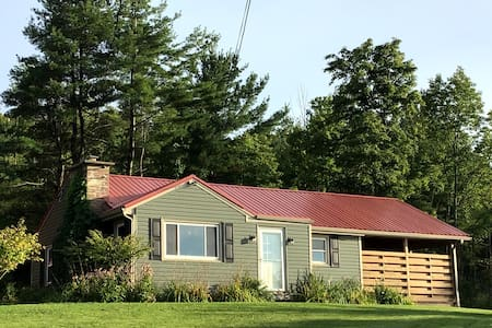 Three Green Acres (Private Home Minutes to Ithaca)