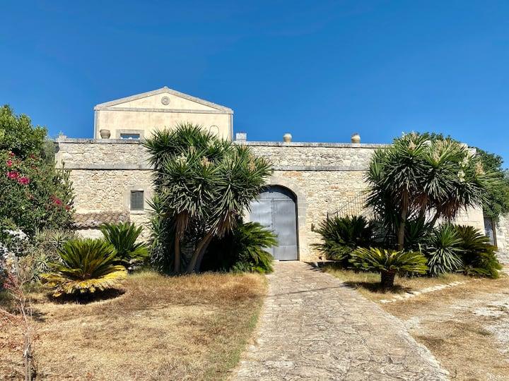 Villa La Giubiliana di Ragusa