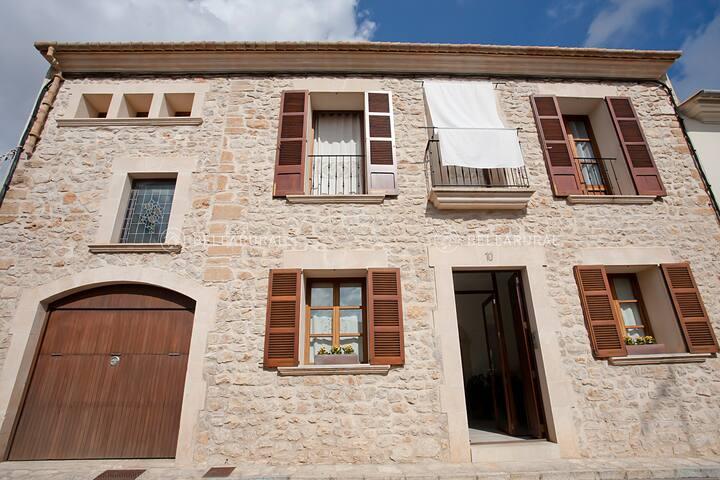 CASA DE INTERIOR PARA 8 PERSONAS, CON PISCINA - Sant Llorenç des Cardassar - Casa