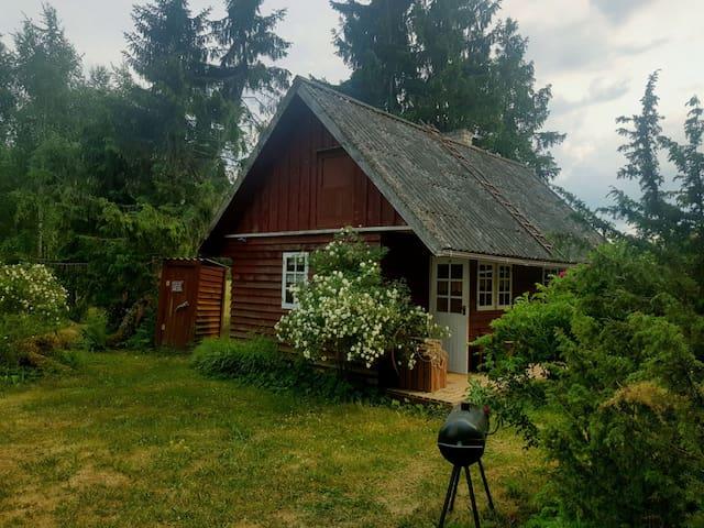 Pajupõllu quest house with sauna and grill