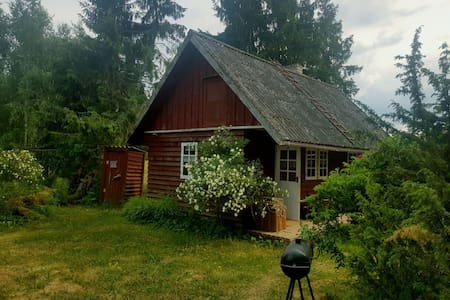 Pajupõllu quest house with sauna and grill