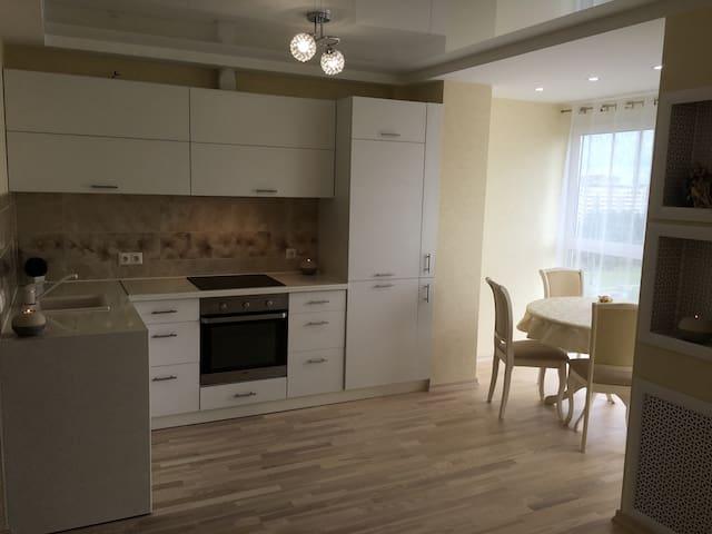 Уникальная квартира .lux apartment - Минск - Apartamento