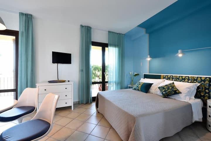 La Tortorella Rooms