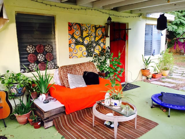 Goddess Retreat Zen Lounge - Delray Beach - Huis