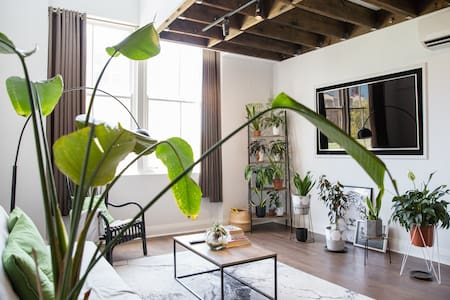 Magnificent Inspiring Loft ✵ Staycation In Style!