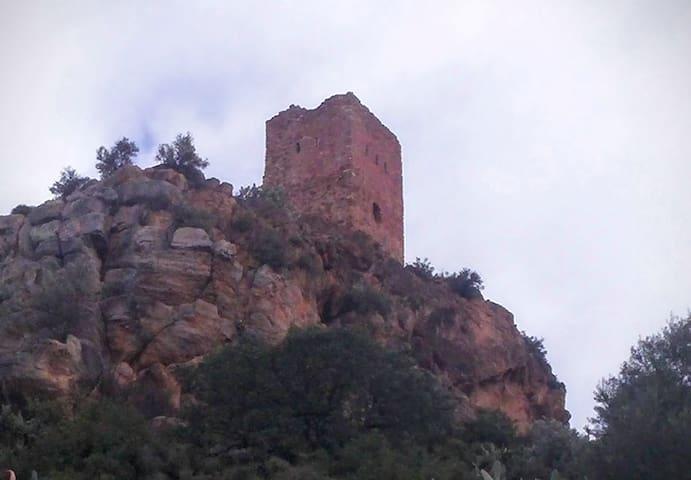 Alojamiento entre montaña y mar (2) - Almenara - Dom