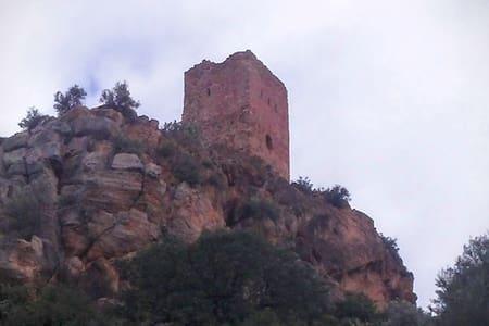 Alojamiento entre montaña y mar (2) - Almenara - Dům