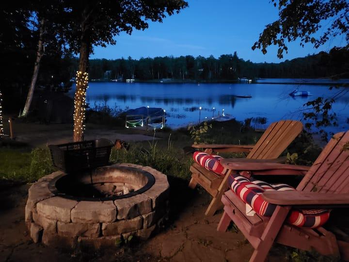 Bentley lake cottage