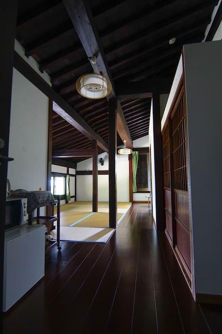 tatamis and futons