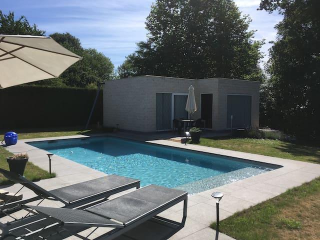 Gîte 'De Vlaamse Poort' in Oosterzele