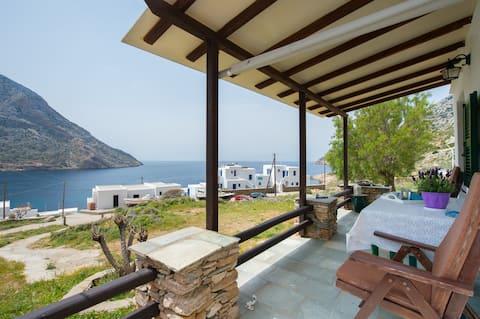 View Pelagos House
