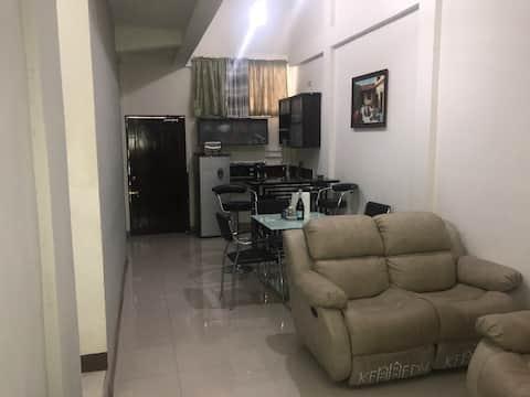 Habitación doble en Apartamento San Miguel